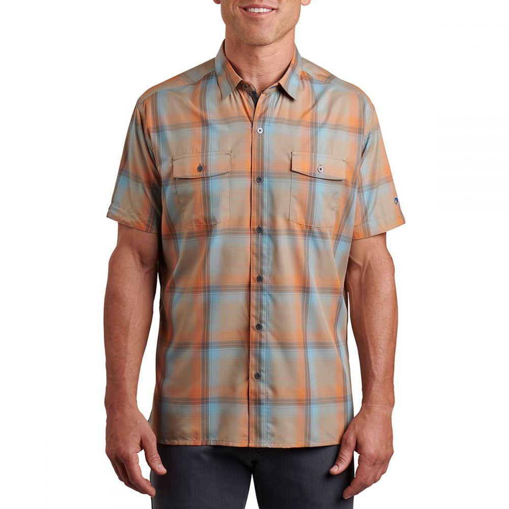 キュール KUHL メンズ 半袖シャツ トップス【Response Shirt】Mirage