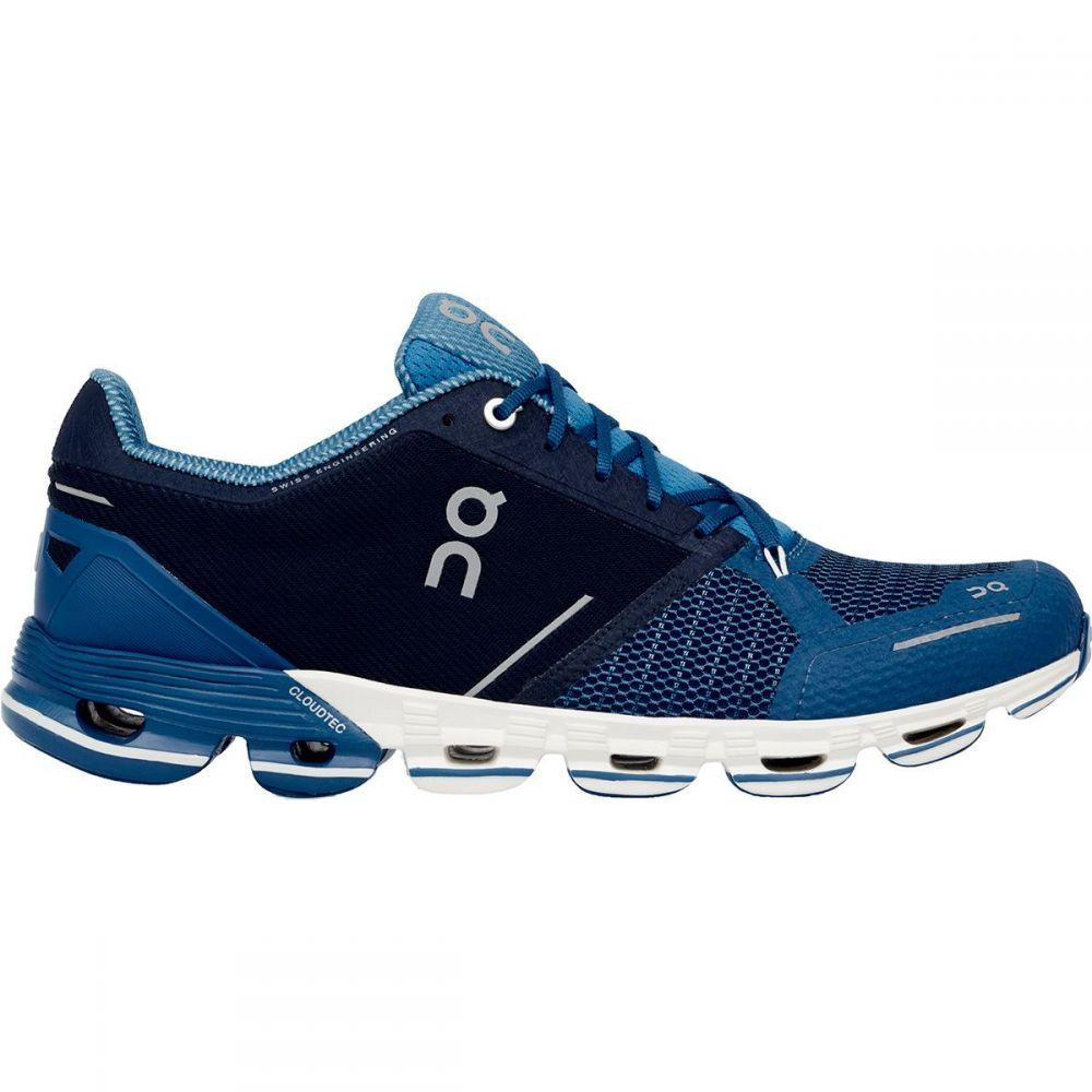 オン ON Running メンズ ランニング・ウォーキング シューズ・靴【Cloudflyer Running Shoe】Blue/White