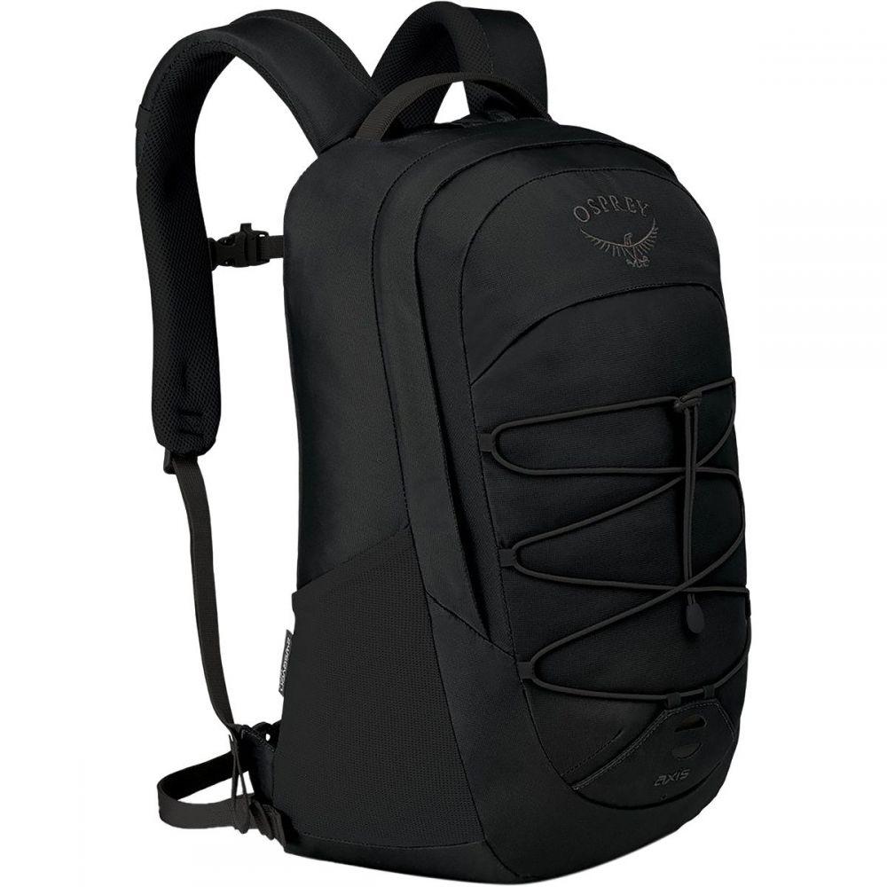 オスプレー Osprey Packs レディース バックパック・リュック バッグ【Axis 18L Backpack】Black/Black