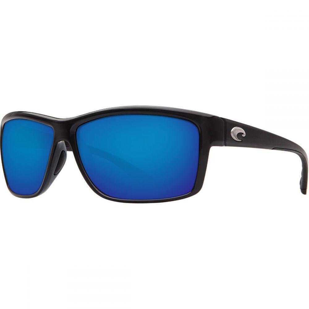 コスタ Costa レディース メガネ・サングラス 【Mag Bay 400G Polarized Sunglasses】Shiny Black/Blue Mirror g