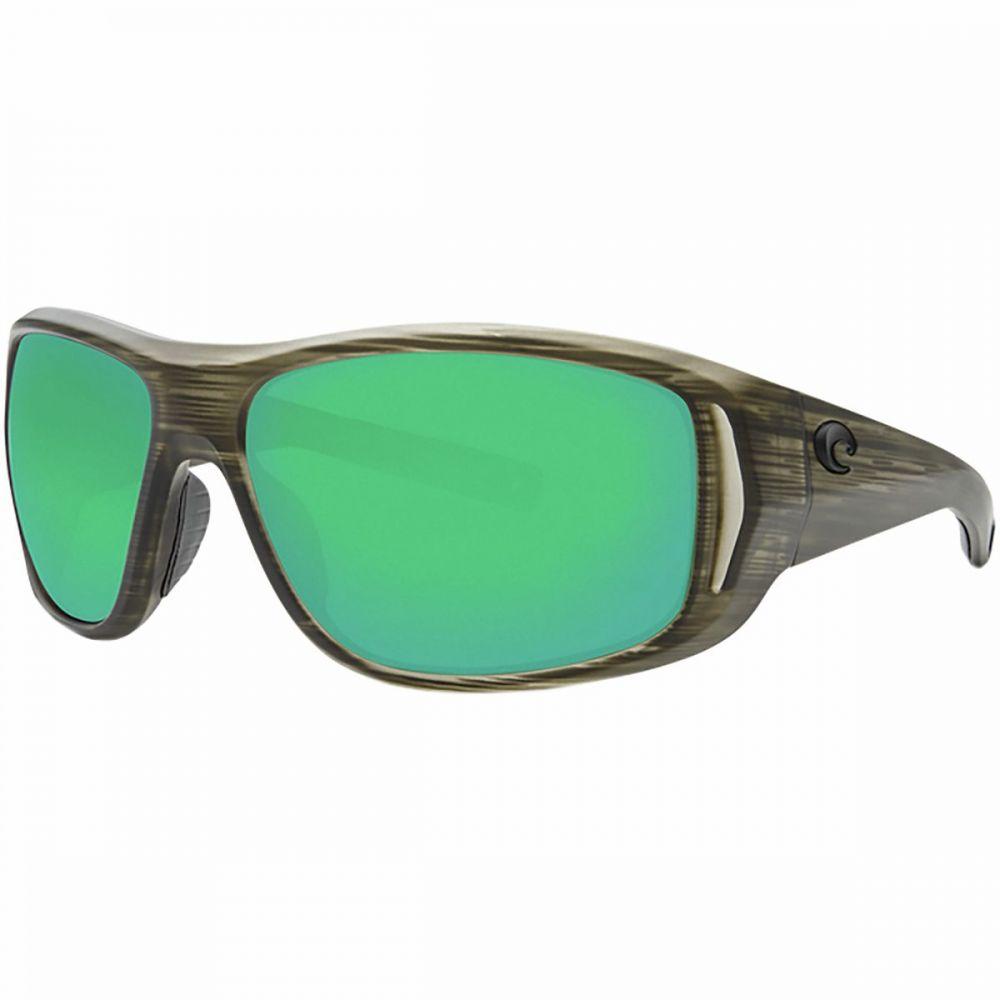 コスタ Costa メンズ メガネ・サングラス 【Montauk 580G Polarized Sunglasses】Bowfin Frame/Green Mirror