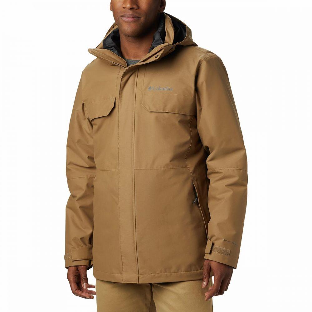 コロンビア Columbia メンズ ジャケット アウター【Cloverdale Interchange Jacket】Delta