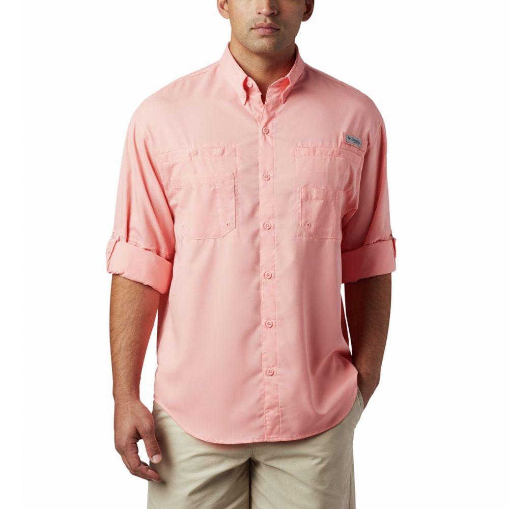 コロンビア Columbia メンズ 釣り・フィッシング トップス【Tamiami II Button - Up Shirt】Sorbet