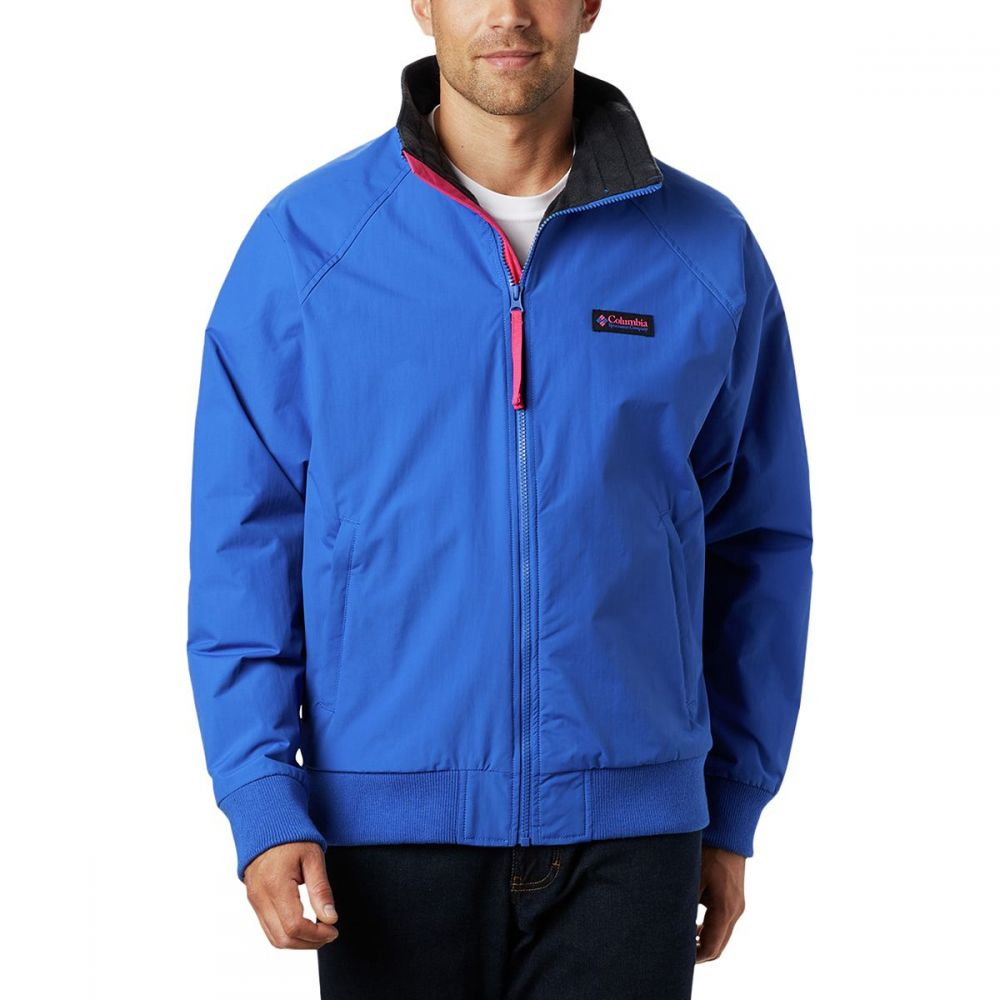 コロンビア Columbia メンズ ジャケット アウター【Falmouth Jacket】Azul