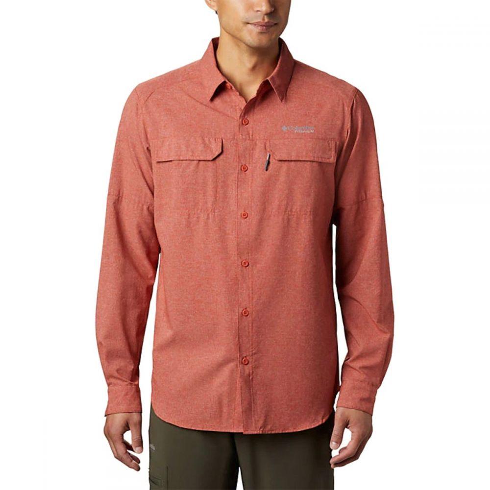 コロンビア Columbia メンズ シャツ トップス【Irico Long - Sleeve Shirt】Carnelian Red