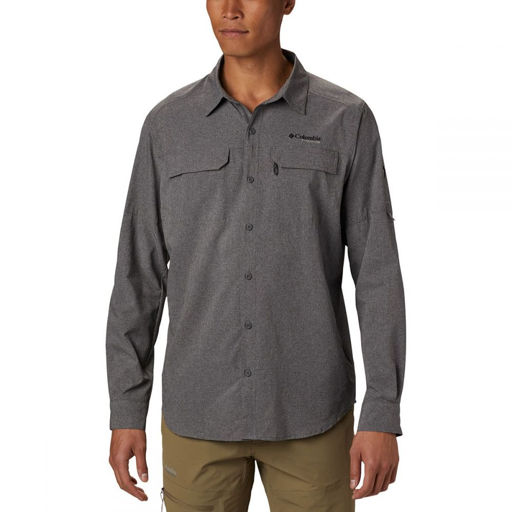コロンビア Columbia メンズ シャツ トップス【Irico Long - Sleeve Shirt】City Grey