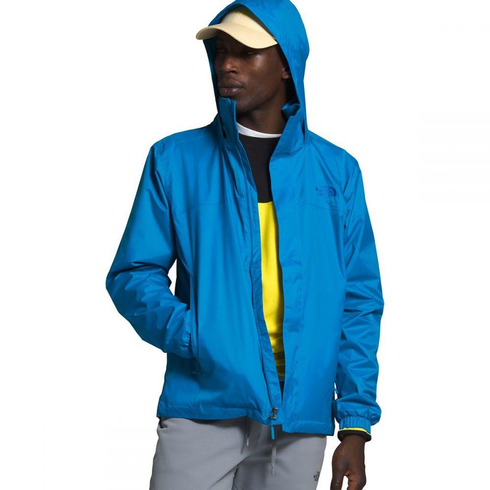 ザ ノースフェイス The North Face メンズ レインコート フード アウター【Resolve 2 Hooded Jacket】Clear Lake Blue