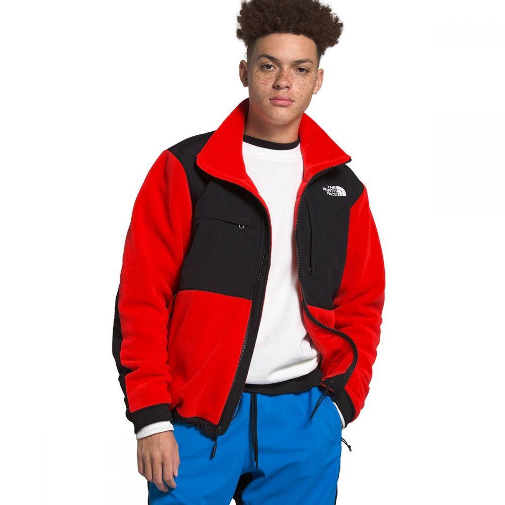 ザ ノースフェイス The North Face メンズ フリース トップス【Denali 2 Fleece Jacket】Fiery Red