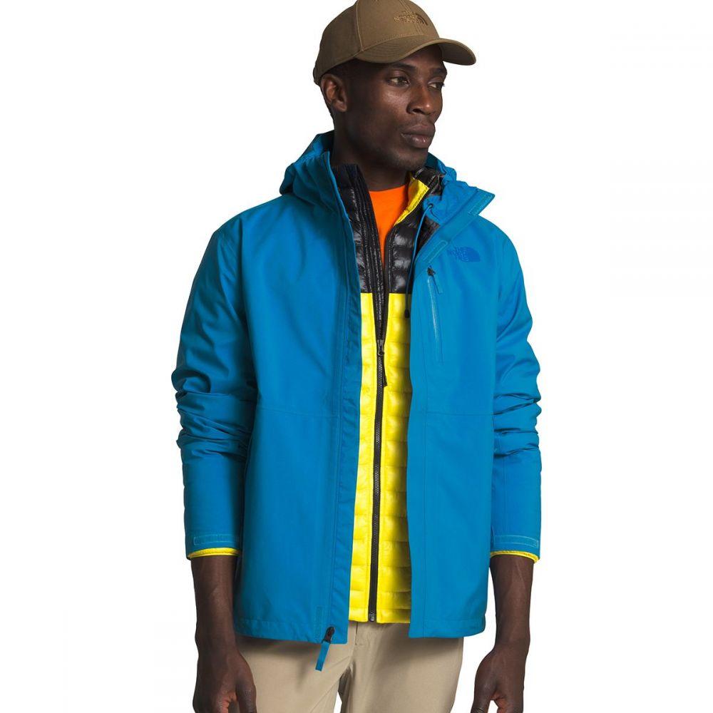 ザ ノースフェイス The North Face メンズ レインコート アウター【Dryzzle Futurelight Jacket】Clear Lake Blue