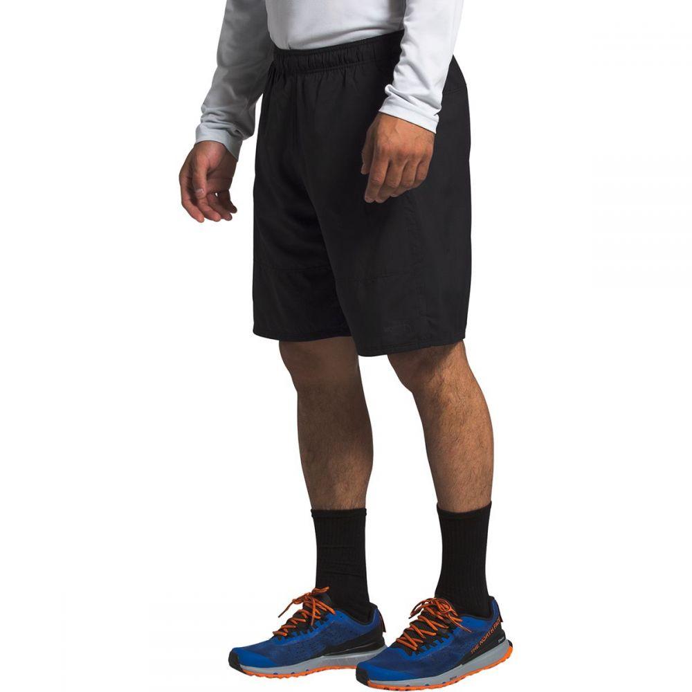 ザ ノースフェイス The North Face メンズ ランニング・ウォーキング ショートパンツ ボトムス・パンツ【Active Trail Woven Short】Tnf Black