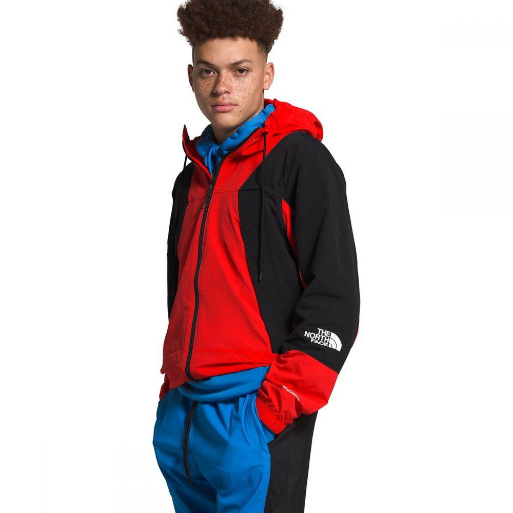 ザ ノースフェイス The North Face メンズ ジャケット ウィンドブレーカー アウター【Peril Wind Jacket】Fiery Red/Tnf Black