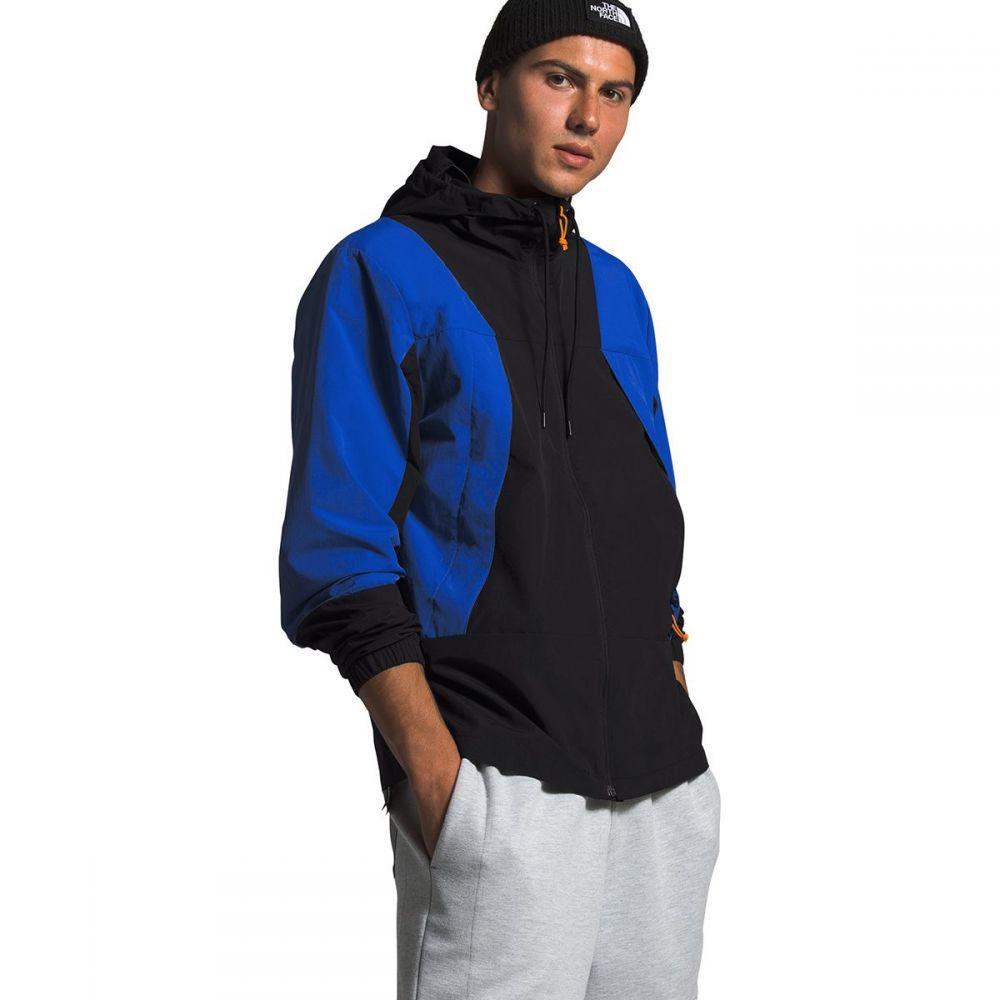 ザ ノースフェイス The North Face メンズ ジャケット ウィンドブレーカー アウター【Peril Wind Jacket】Tnf Black/Tnf Blue