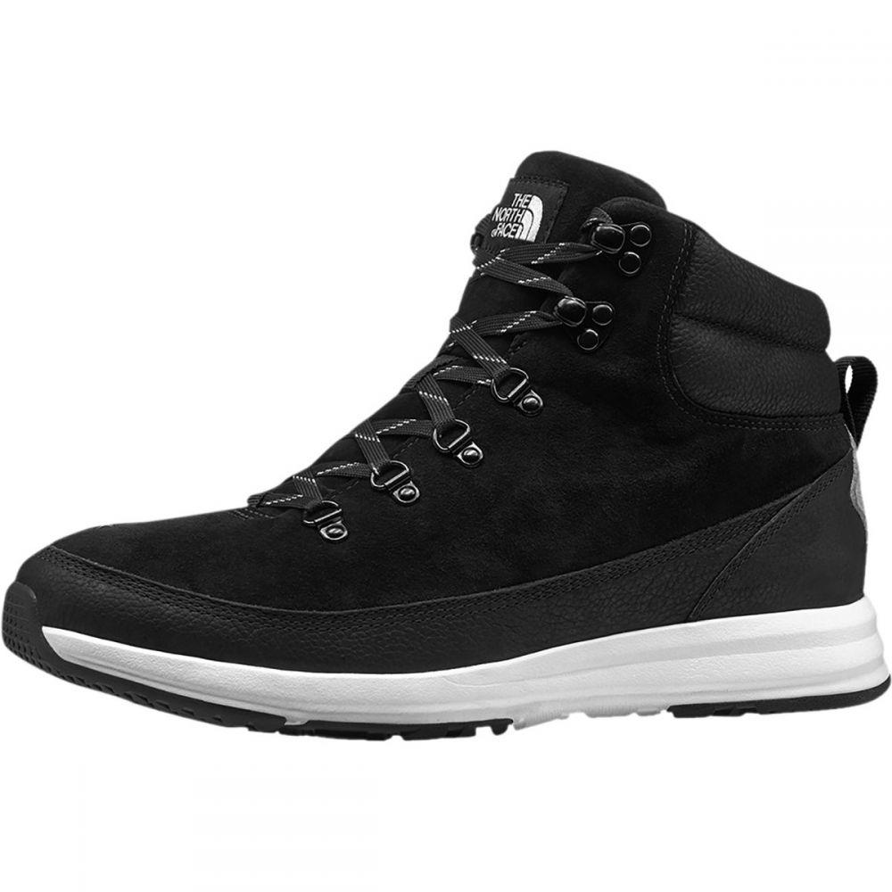 ザ ノースフェイス The North Face メンズ ブーツ シューズ・靴【Back - To - Berkeley Redux Remtlz Lux Boot】TNF Black/TNF White
