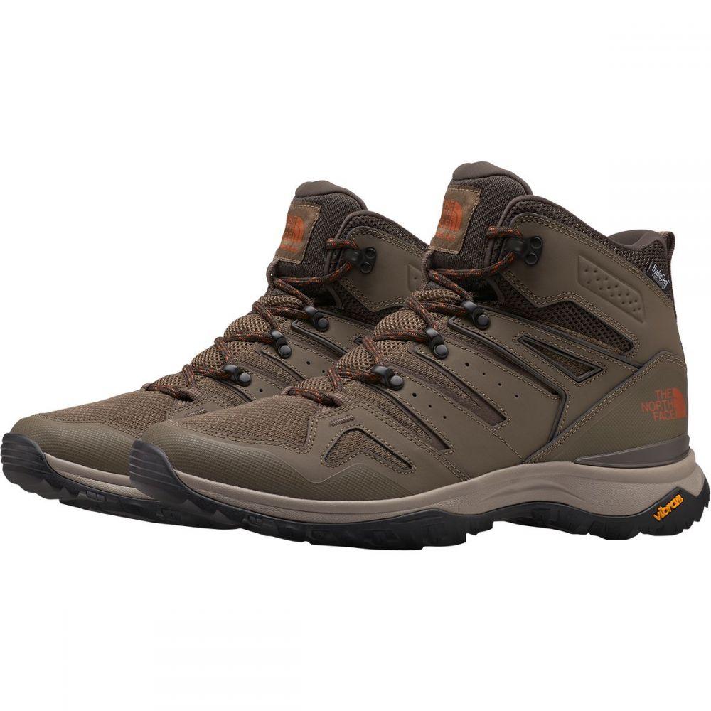 ザ ノースフェイス The North Face メンズ ハイキング・登山 ブーツ シューズ・靴【Hedgehog Fastpack II Mid Waterproof Hiking Boot】Bipartisan Brown/Coffee Brown