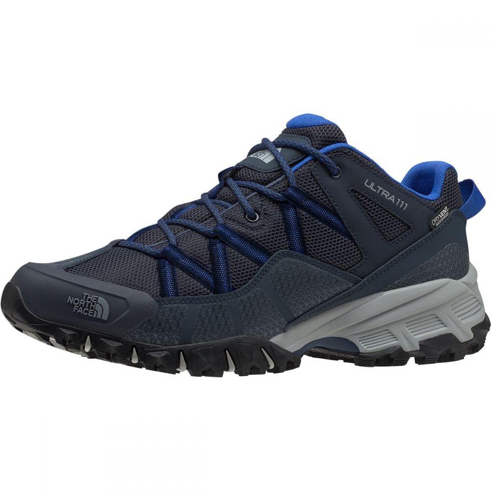 ザ ノースフェイス The North Face メンズ ランニング・ウォーキング シューズ・靴【Ultra 111 Waterproof Trail Running Shoe】Urban Navy/TNF Blue