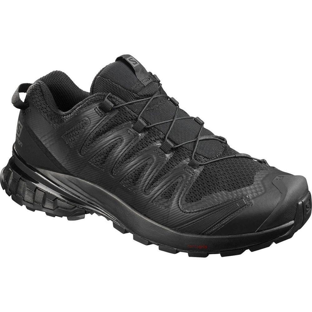 サロモン Salomon メンズ ランニング・ウォーキング シューズ・靴【XA Pro 3D V8 Wide Trail Running Shoe】Black/Black/Black