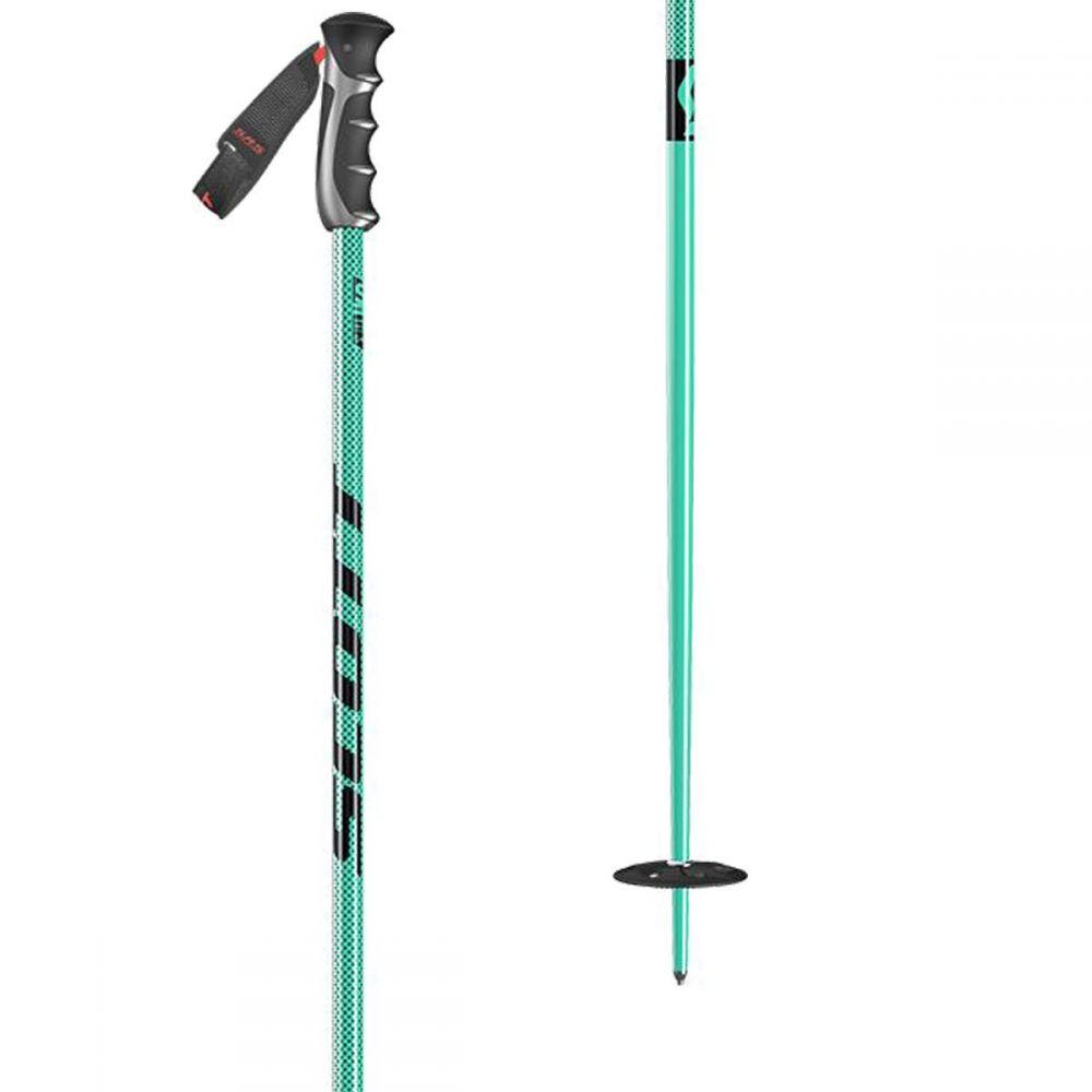 スコット Scott レディース スキー・スノーボード ポール【Team Issue Ski Poles】Green