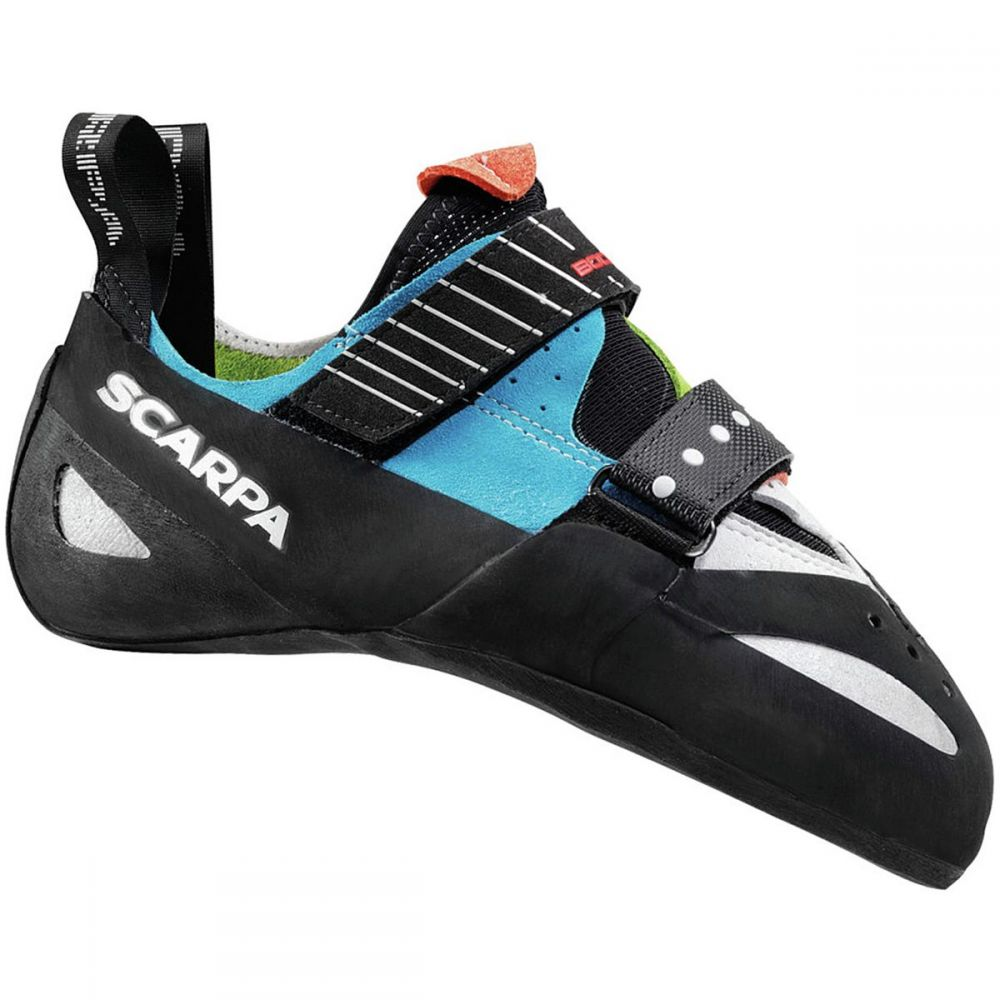 スカルパ Scarpa レディース クライミング シューズ・靴【Boostic Climbing Shoe】Parrot/Spring/Turquoise