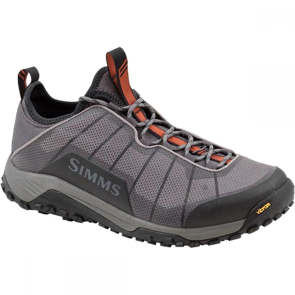シムス Simms メンズ 釣り・フィッシング シューズ・靴【Flyweight Shoe】Slate