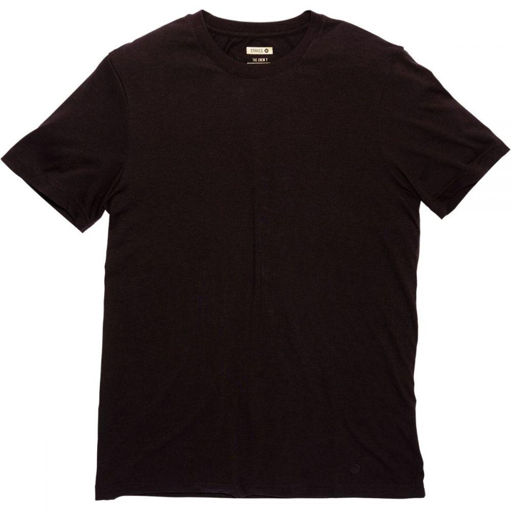 スタンス Stance メンズ Tシャツ トップス【Standard Brushstroke Camo Butter Blend T - Shirt】Black