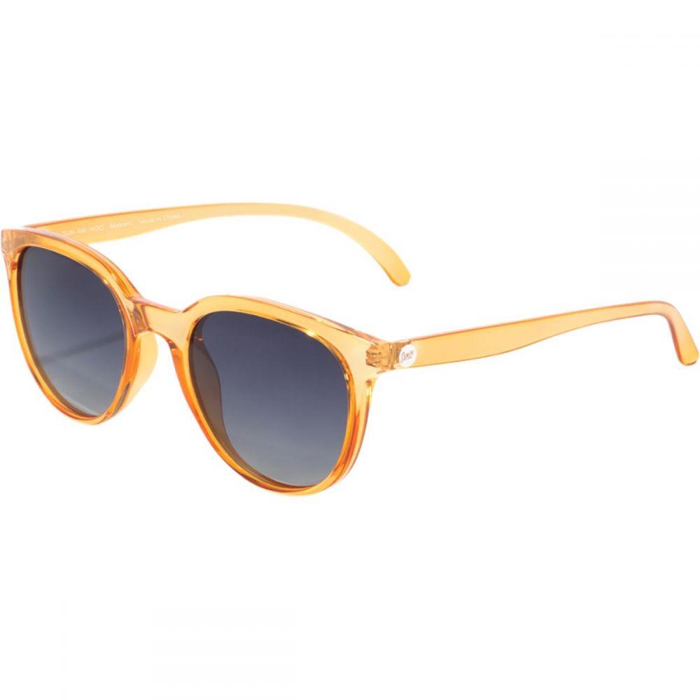 サンスキ Sunski レディース メガネ・サングラス 【Makani Polarized Sunglasses】Honey Ocean
