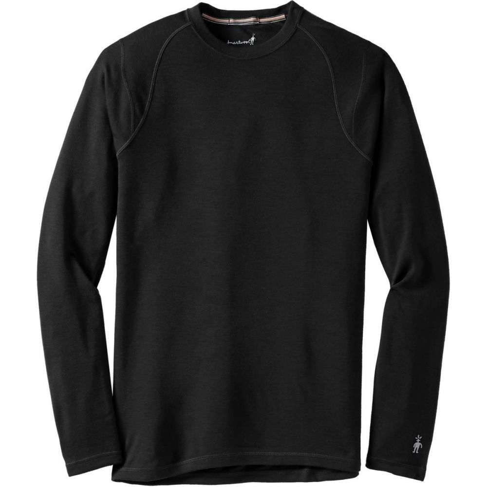 スマートウール Smartwool メンズ ランニング・ウォーキング ベースレイヤー トップス【Merino 250 Baselayer Crew】Black