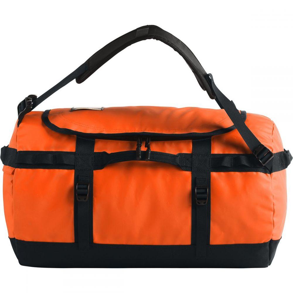 ザ ノースフェイス The North Face レディース ボストンバッグ・ダッフルバッグ バッグ【Base Camp 50L Duffel】Persian Orange/Tnf Black