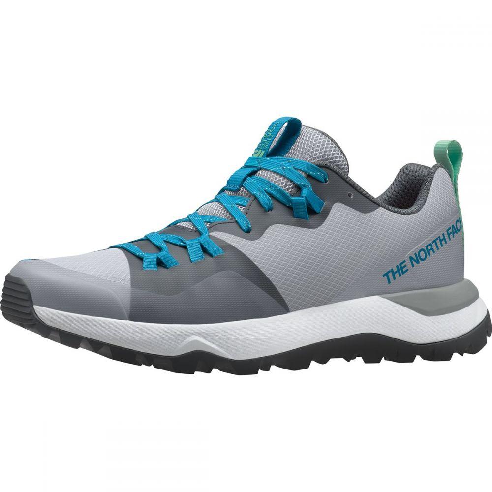 ザ ノースフェイス The North Face レディース ハイキング・登山 シューズ・靴【Activist Lite Hiking Shoe】Micro Chip Grey/Zinc Grey