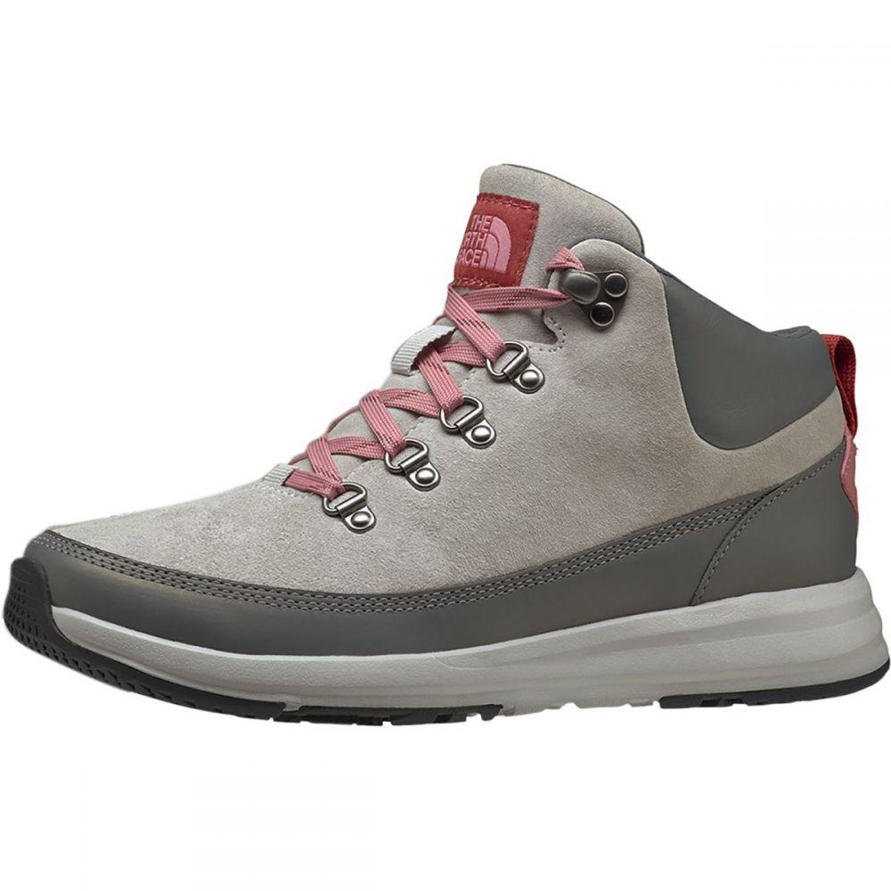 ザ ノースフェイス The North Face レディース ブーツ シューズ・靴【Back - To - Berkeley Redux Remtlz Lux Boot】Micro Chip Grey/Mauveglow