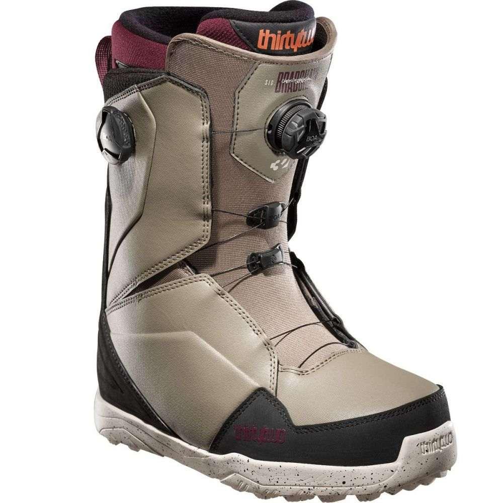 サーティーツー ThirtyTwo メンズ スキー・スノーボード ブーツ シューズ・靴【Lashed Double BOA Snowboard Boot】Bradshaw