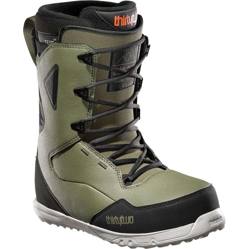 サーティーツー ThirtyTwo メンズ スキー・スノーボード ブーツ シューズ・靴【Zephyr Snowboard Boot】Olive/Black