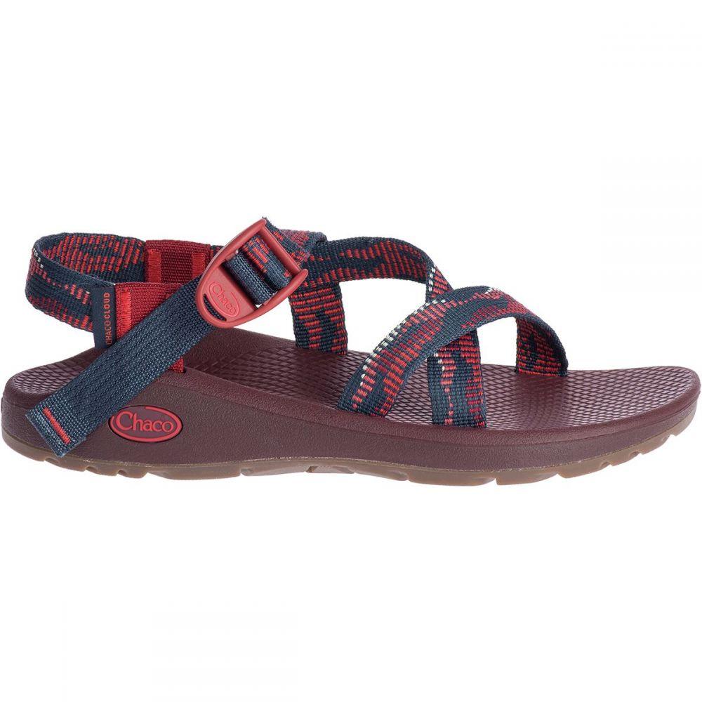 チャコ Chaco レディース サンダル・ミュール シューズ・靴【Z/Cloud Sandal】Scrap Grenadine