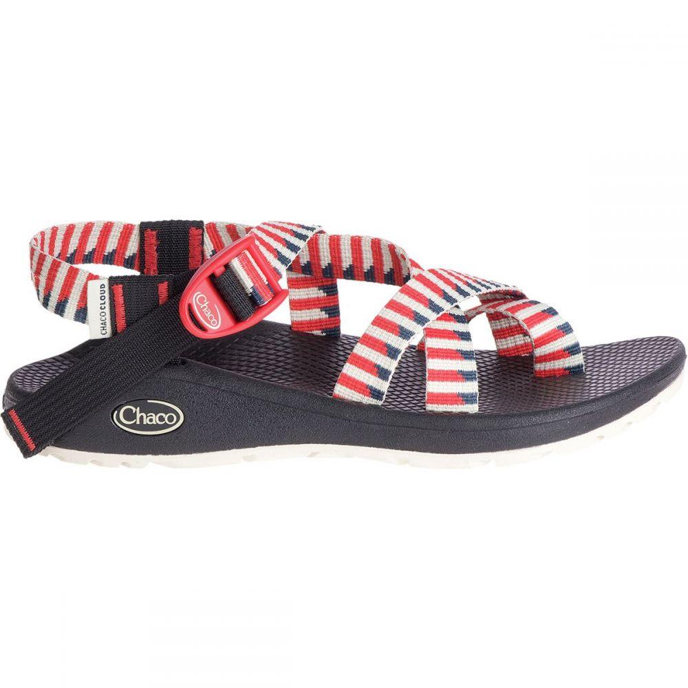 チャコ Chaco レディース サンダル・ミュール シューズ・靴【Z/Cloud 2 Sandal】Taper Grenadine