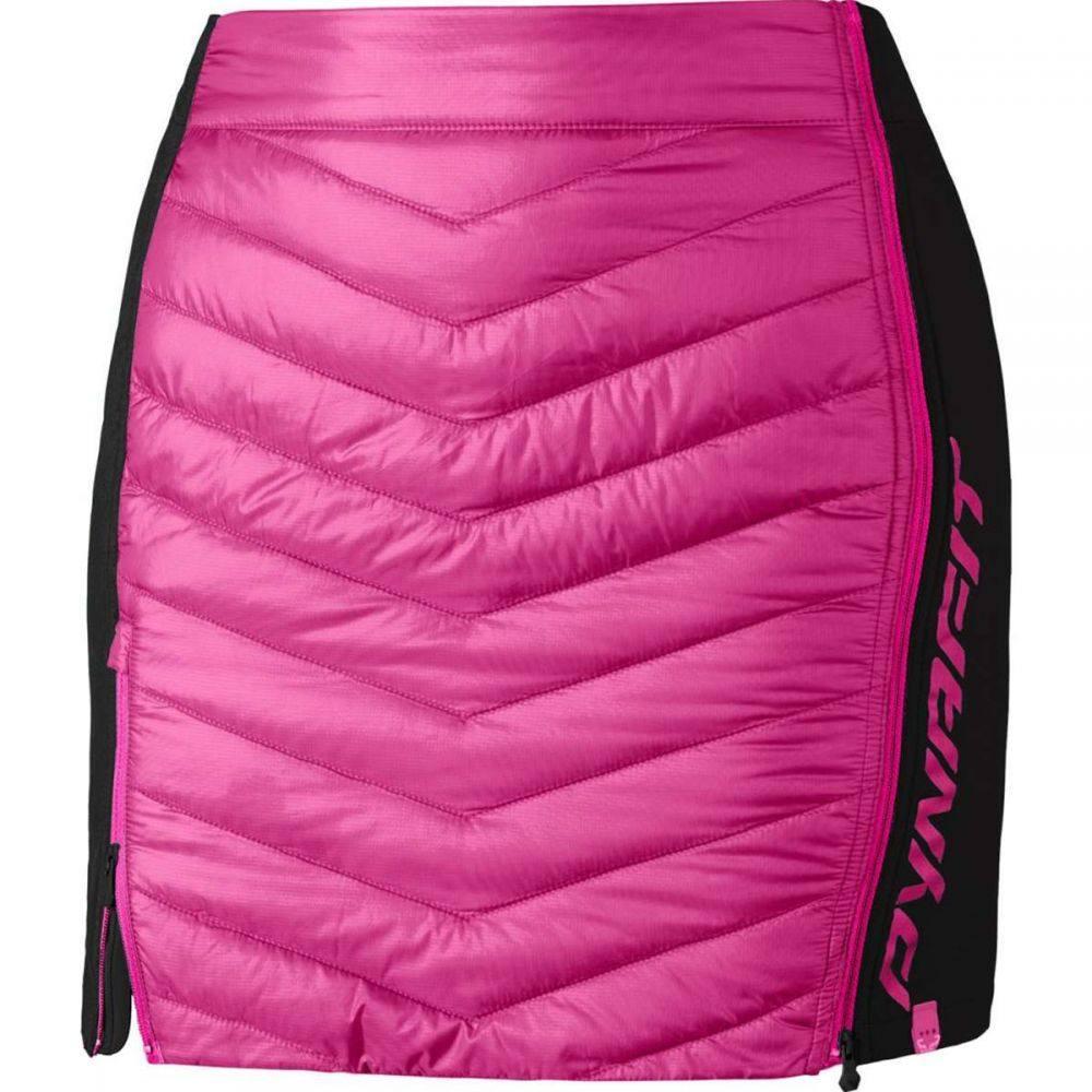 ダイナフィット Dynafit レディース スカート 【TLT Primaloft Insulated Skirt】Lipstick