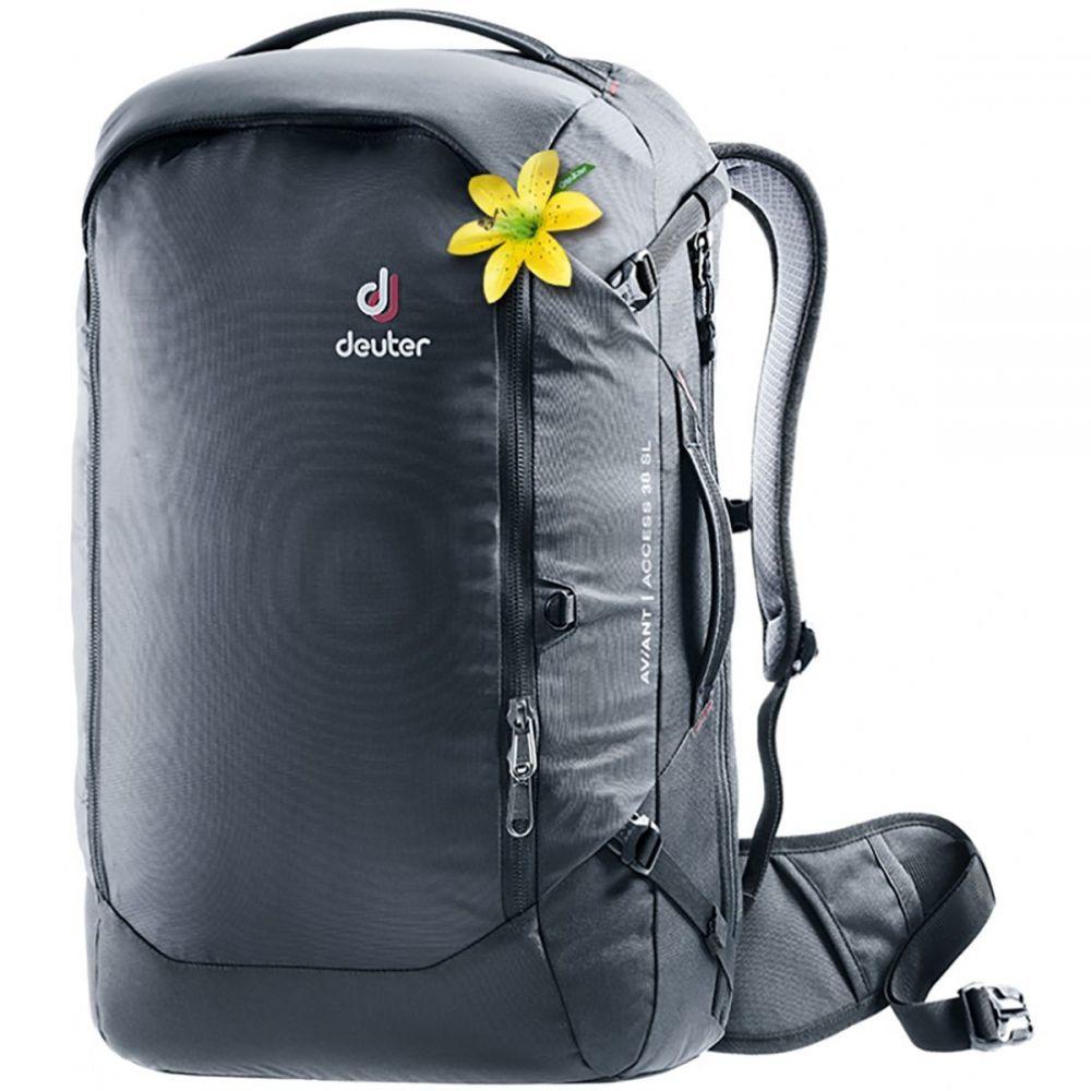 ドイター Deuter レディース バックパック・リュック バッグ【Aviant Access 38L Backpack】Black