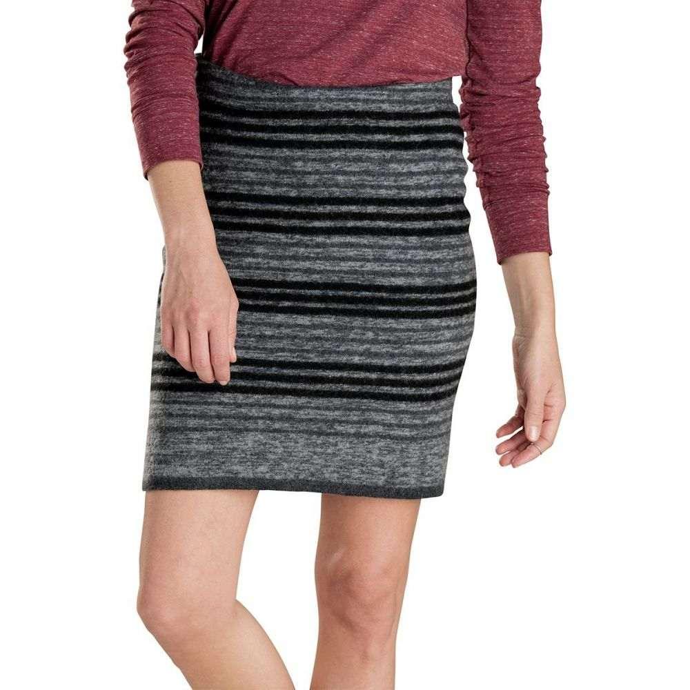 トードアンドコー Toad&Co レディース スカート 【Heartfelt Sweater Skirt】Iron Throne