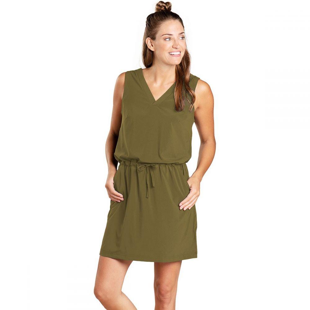 トードアンドコー Toad Co レディース ワンピース ワンピース・ドレス Sunkissed Liv Dress OliveA5qc4RjLS3
