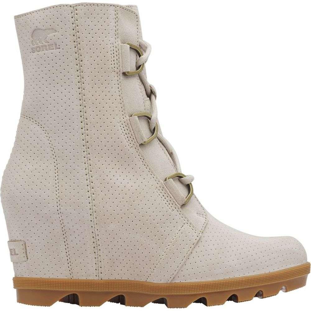 ソレル Sorel レディース ブーツ ウェッジソール シューズ・靴【Joan Of Arctic Wedge II Boot】Soft Taupe