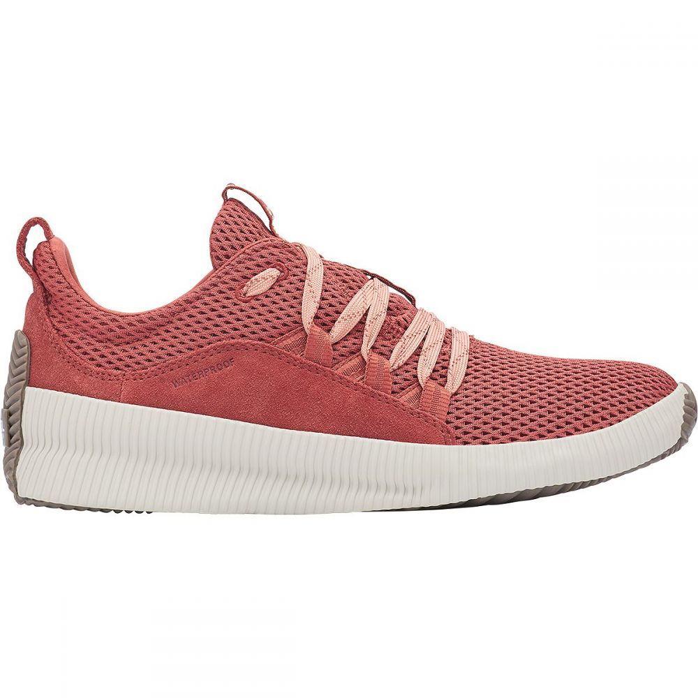 ソレル Sorel レディース スニーカー シューズ・靴【Out 'N About Plus Sneaker】Dusty Crimson