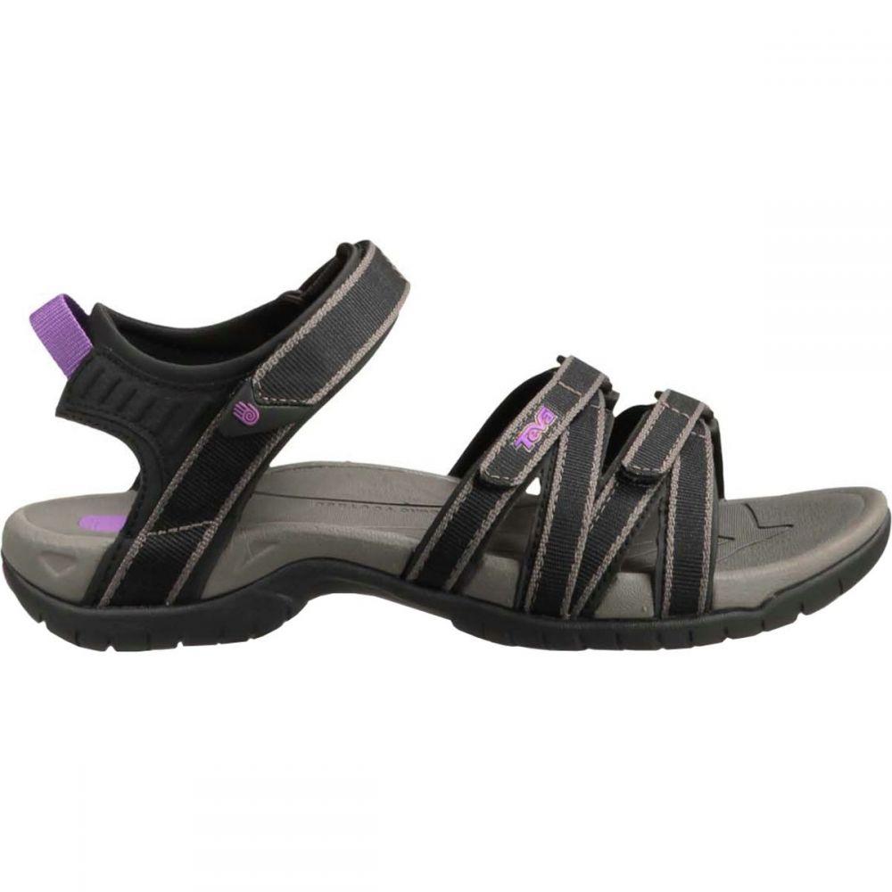 テバ Teva レディース サンダル・ミュール シューズ・靴【Tirra Sandal】Black/Grey
