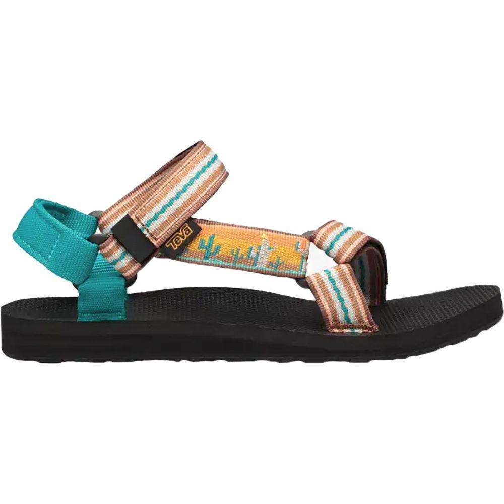 テバ Teva レディース サンダル・ミュール シューズ・靴 Original Universal Sandal Cactus Sunflower9ED2WHI