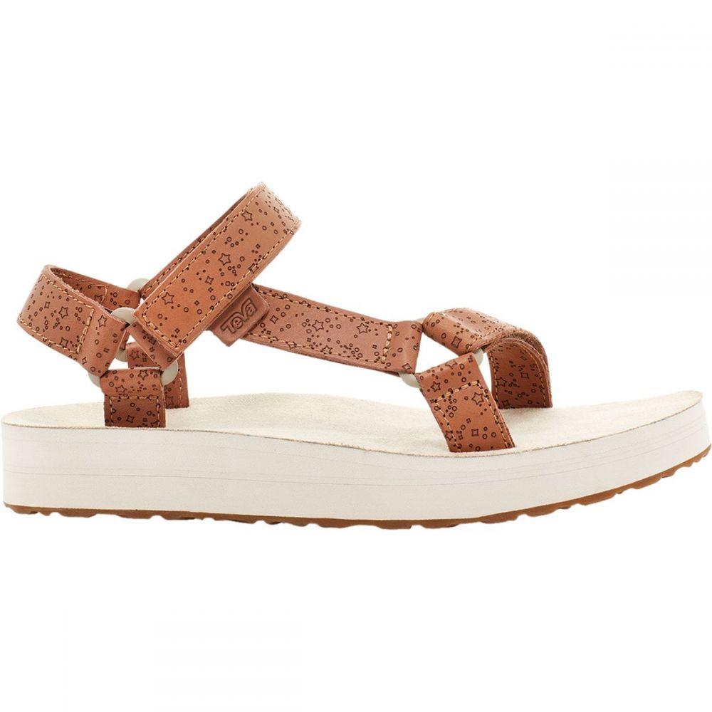 テバ Teva レディース サンダル・ミュール シューズ・靴【Midform Universal Star Sandal】Chipmunk