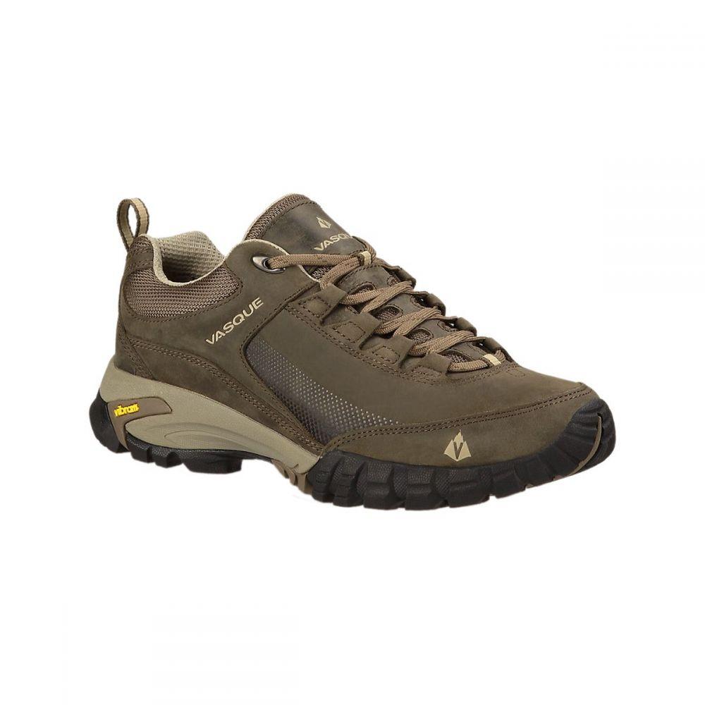 バスク Vasque メンズ ハイキング・登山 シューズ・靴【Talus Trek Low UltraDry Hiking Shoe】Black Olive/Aluminum