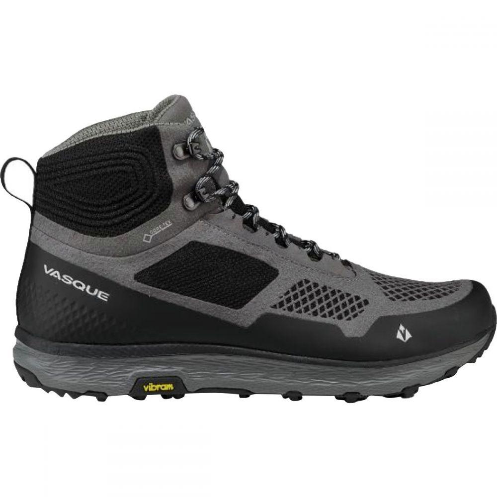 バスク Vasque メンズ ハイキング・登山 ブーツ シューズ・靴【Breeze LT GTX Hiking Boot】Gargoyle/Jet Black