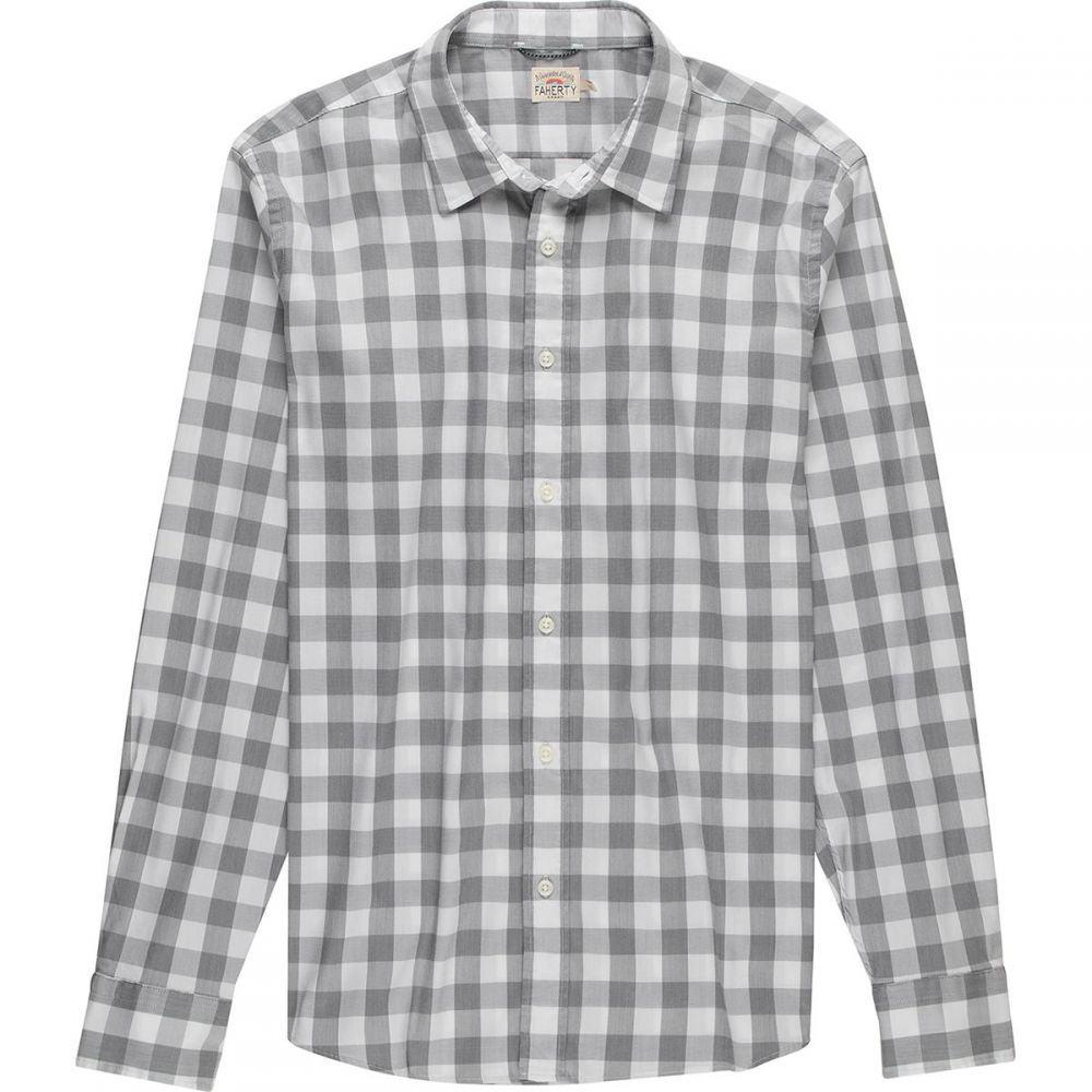 ファレティ Faherty メンズ シャツ トップス【Movement LS Shirt】Great White Check
