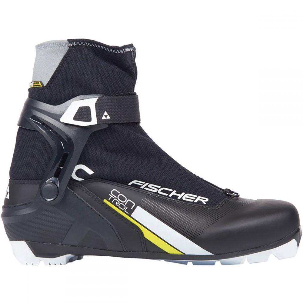 フィッシャー Fischer レディース スキー・スノーボード ブーツ シューズ・靴【XC Control Skate Boot】Black/White