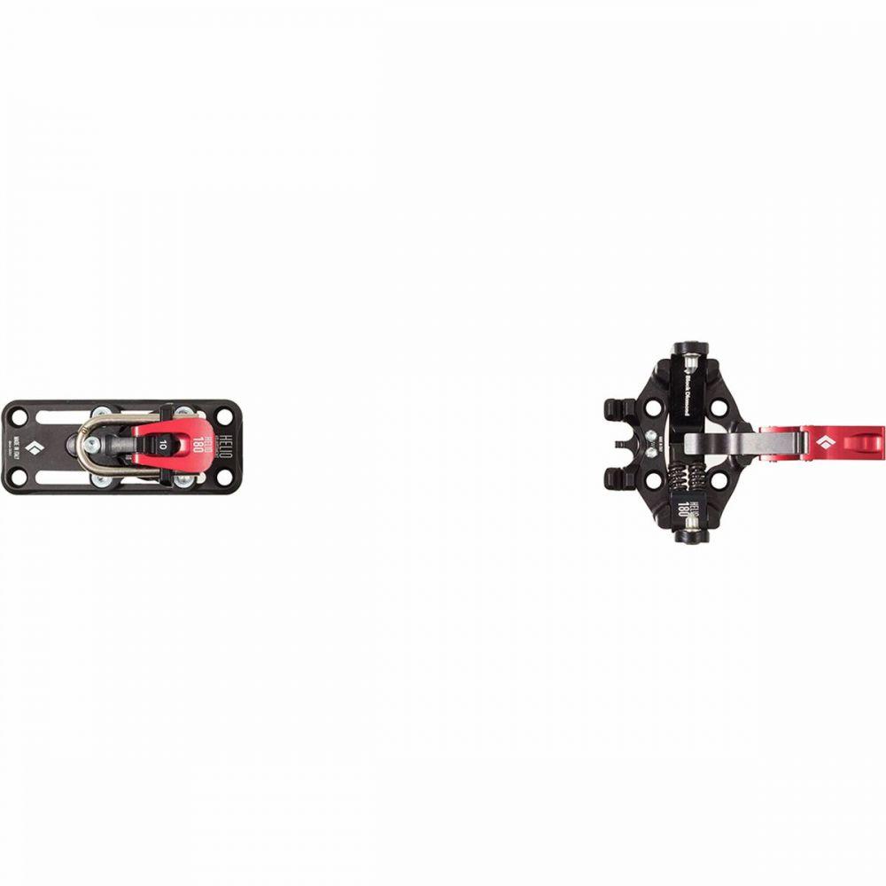 ブラックダイヤモンド Black Diamond レディース スキー・スノーボード ビンディング【Helio 180 Bindings】One Color