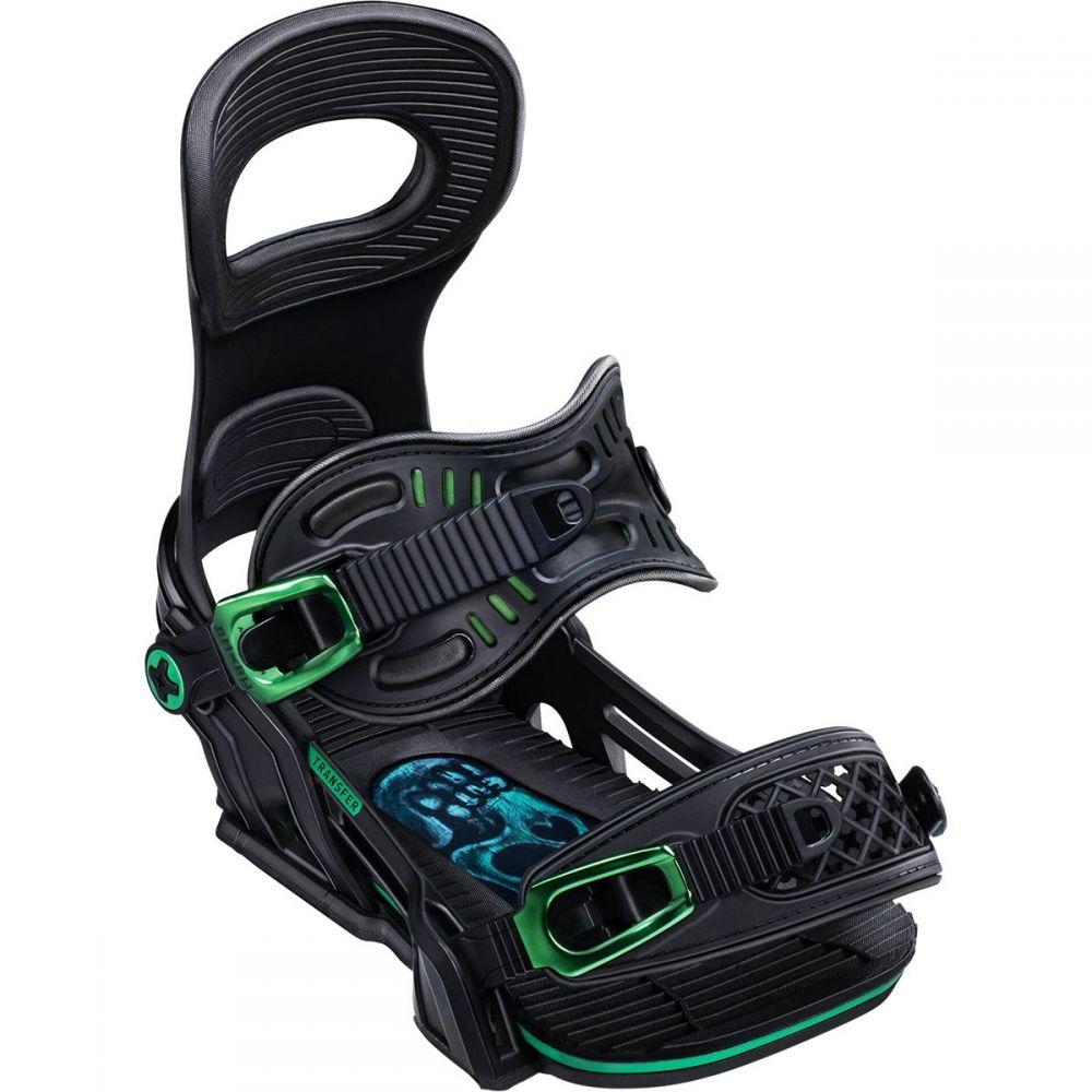 ベントメタル Bent Metal レディース スキー・スノーボード ビンディング【Transfer Snowboard Binding】Black