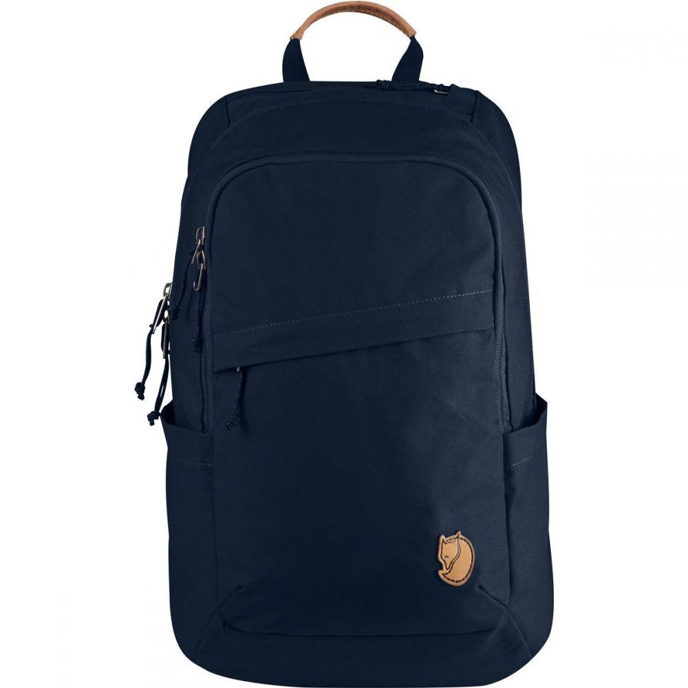 フェールラーベン Fjallraven レディース バックパック・リュック バッグ【Raven 20L Backpack】Navy