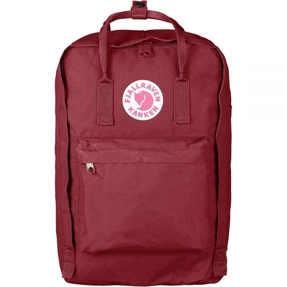 フェールラーベン Fjallraven レディース パソコンバッグ カンケン バックパック バッグ【Kanken Laptop 17in Backpack】Ox Red